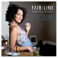 editorial Shoot für Fair-Line fashion & respect