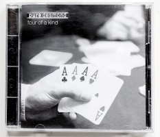 CD cover für pure desmond - four of a kind