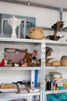 Atelier von Edith van Kan