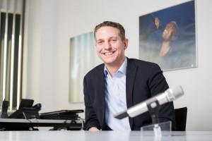 Andreas Fischer, Werksleiter bei Sennheiser