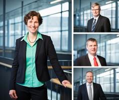 Prof. Dr.-Ing. Raatz, Prof. Dr.-Ing. Rissing, Prof. Dr.-Ing. Overmeyer, Prof. Dr.-Ing. B.-A. Behrens