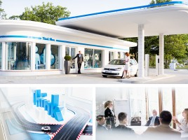 Für die Automobilwirtschaft-Imagebroschüre der Wolfsburg AG.